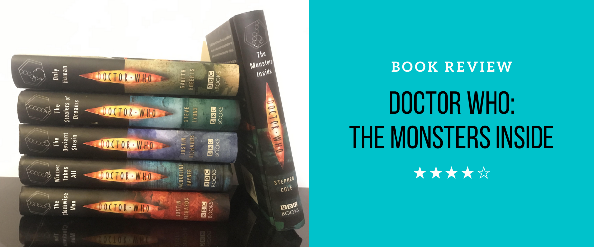 Doctor Who The Monsters Inside Book Review